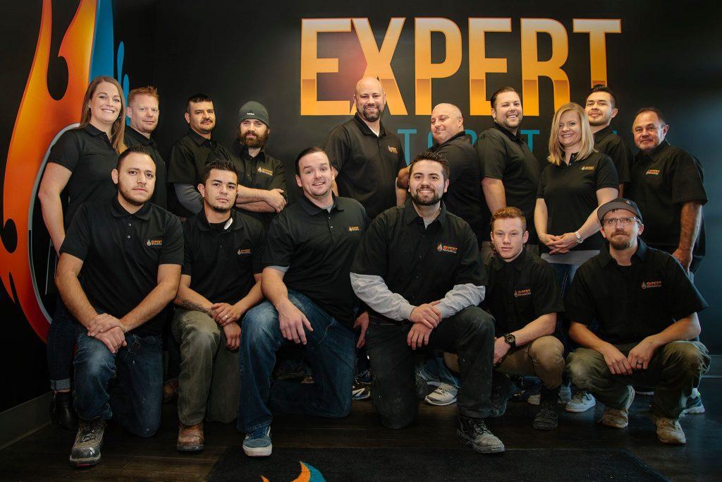 Expert Restoration Utah Team
