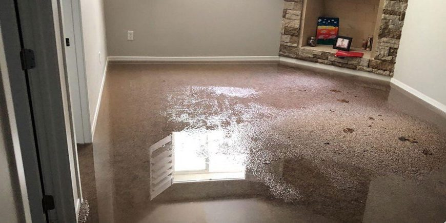 Flood Damage Repair Utah