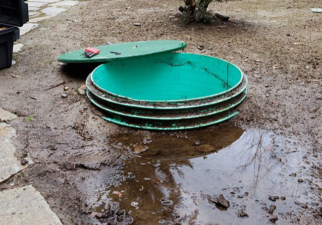 Septic System Backup Utah